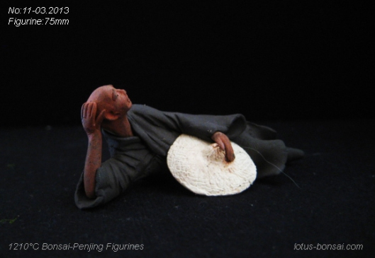 figurine bonsai