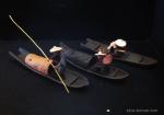 Bonsai-figurine-Boat-&-Fishermen