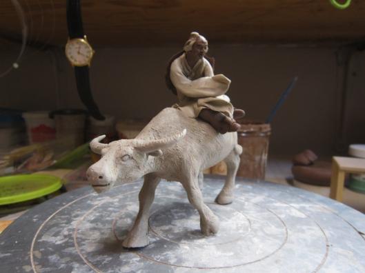 bonsai-figurine-buffle-2