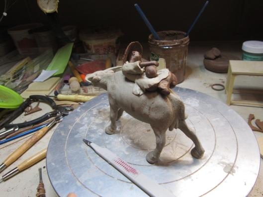 bonsai-figurine-water-buffalo-3