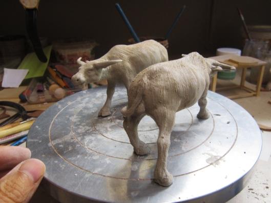 bonsai-penjing-figurine-buffle-1