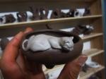 chat-bonsai-pot-cat-figurine