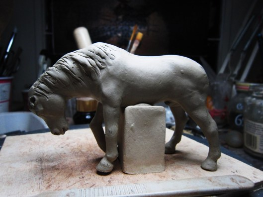bonsai-figurine-cheval-horse-hiroshi