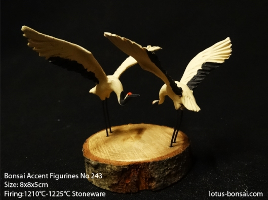 bonsai-pot-red-crowned-crane-no-243
